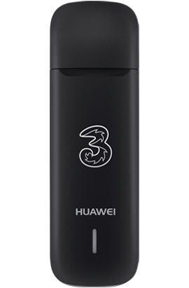 Huawei E3231 dongle on Three