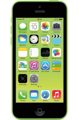 3 pay as you go: Apple iPhone 5c Refreshed