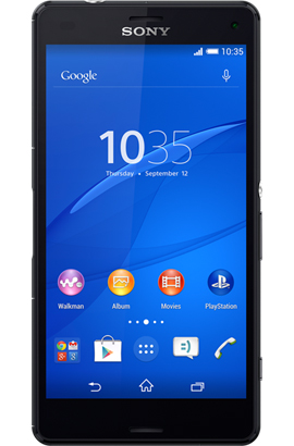 3 pay as you go: Sony Xperia Z3 Compact