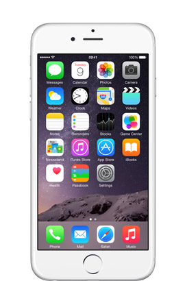 Apple iPhone 6 Refreshed 16GB Silver