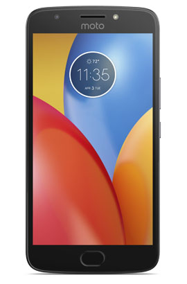 Motorola Moto E4 Plus 16GB Grey