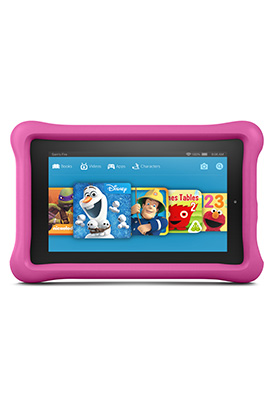 Amazon Fire Kids Edition Tablet 16GB Pink