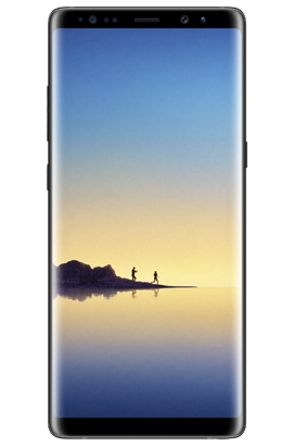 3 pay as you go: Samsung Galaxy Note 8