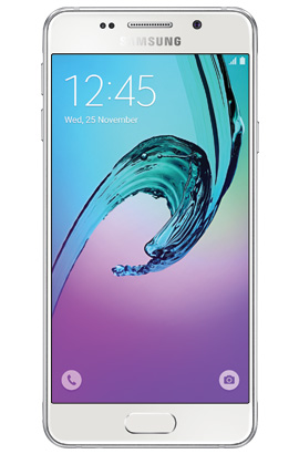 Samsung Galaxy A3 2016 16GB White