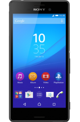 3 pay as you go: Sony Xperia M4 Aqua